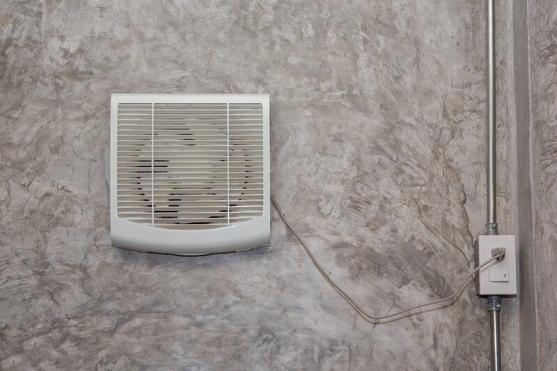 вентиляторы вытяжные для ванной комнаты